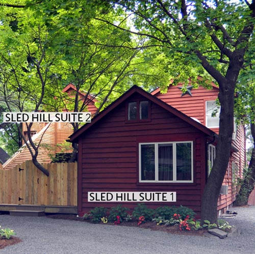 Sled Hill Suites